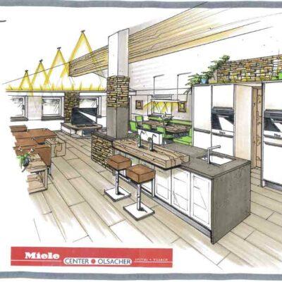 Küchenplanung Kärnten | Miele Center Olsacher Kärnten Küchen Spittal an der Drau | Küchen Villach