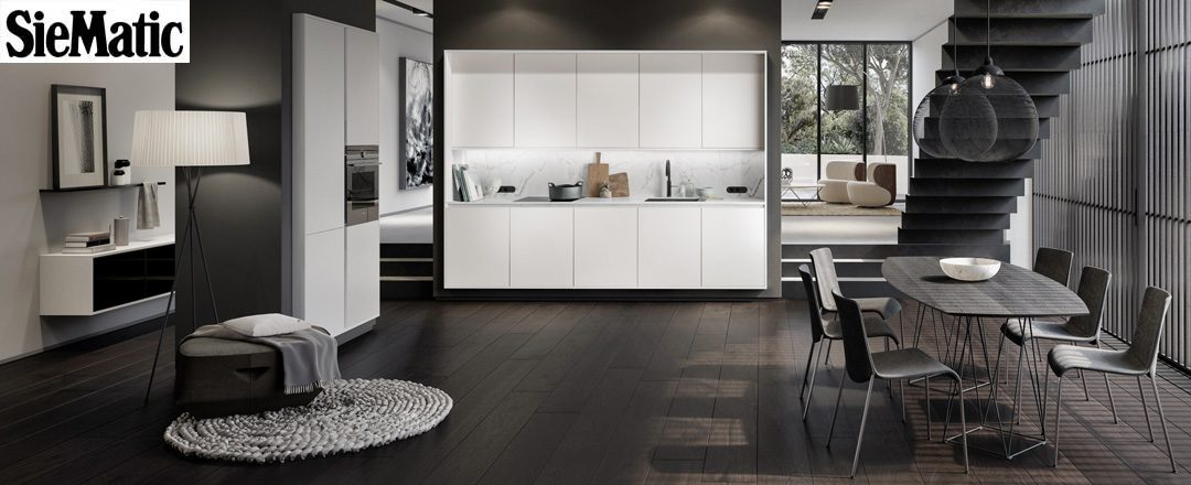 SieMatic PURE Collection | Miele Center Olsacher Kärnten Küchen Spittal an der Drau | Küchen Villach